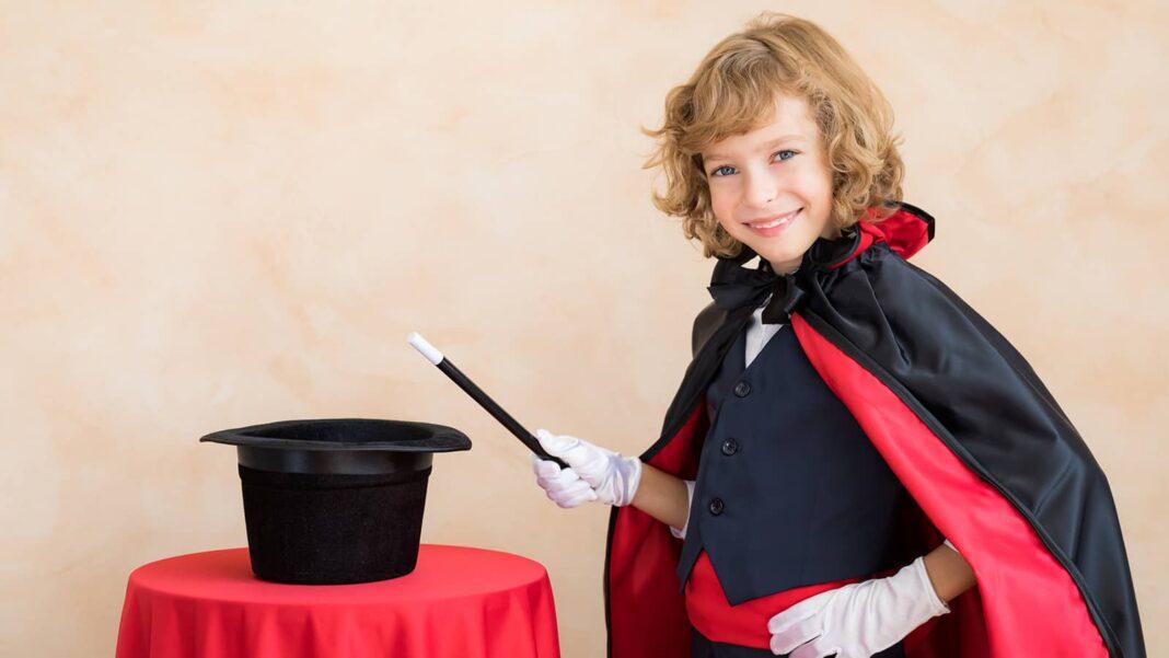 保育園の行事にピッタリ!子どもが喜ぶマジック7選