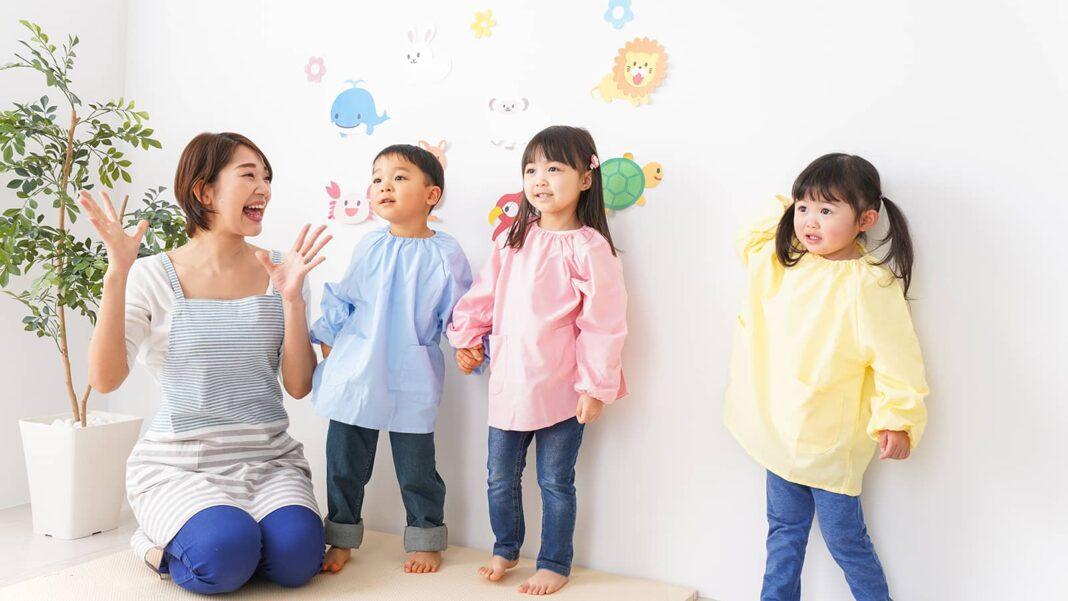 3歳児にピッタリの運動遊び!室内&園庭で使えるアイディアや指導案のポイント