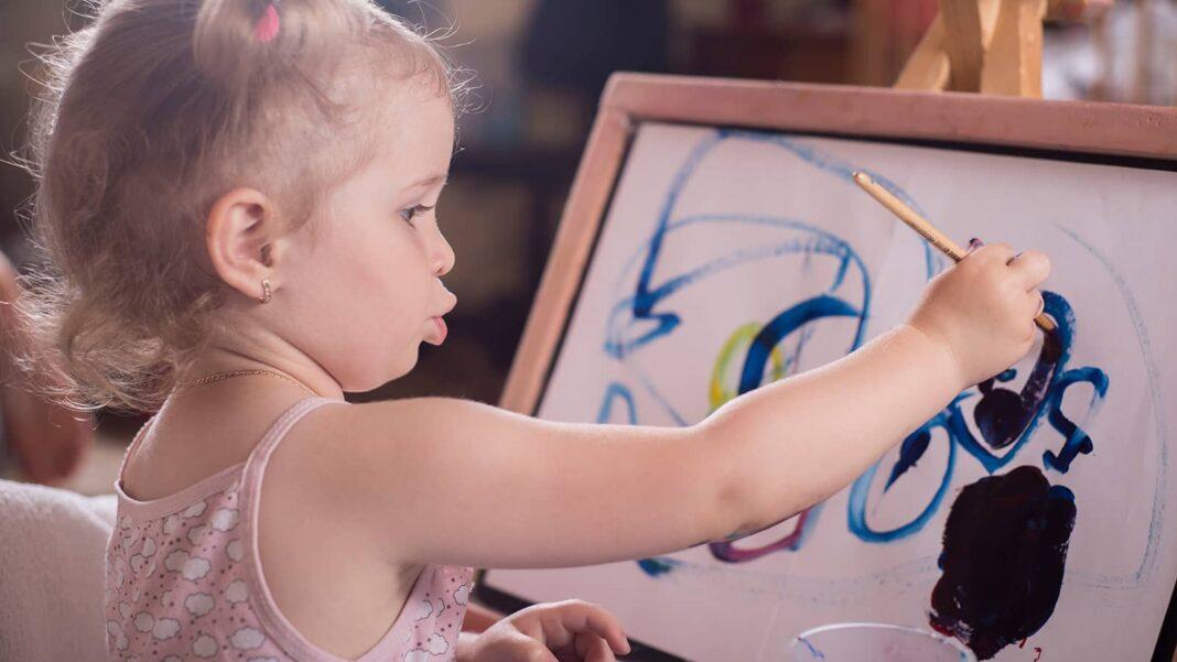 「コックさん」だけじゃない!3歳からできる楽しい絵描き歌のススメ
