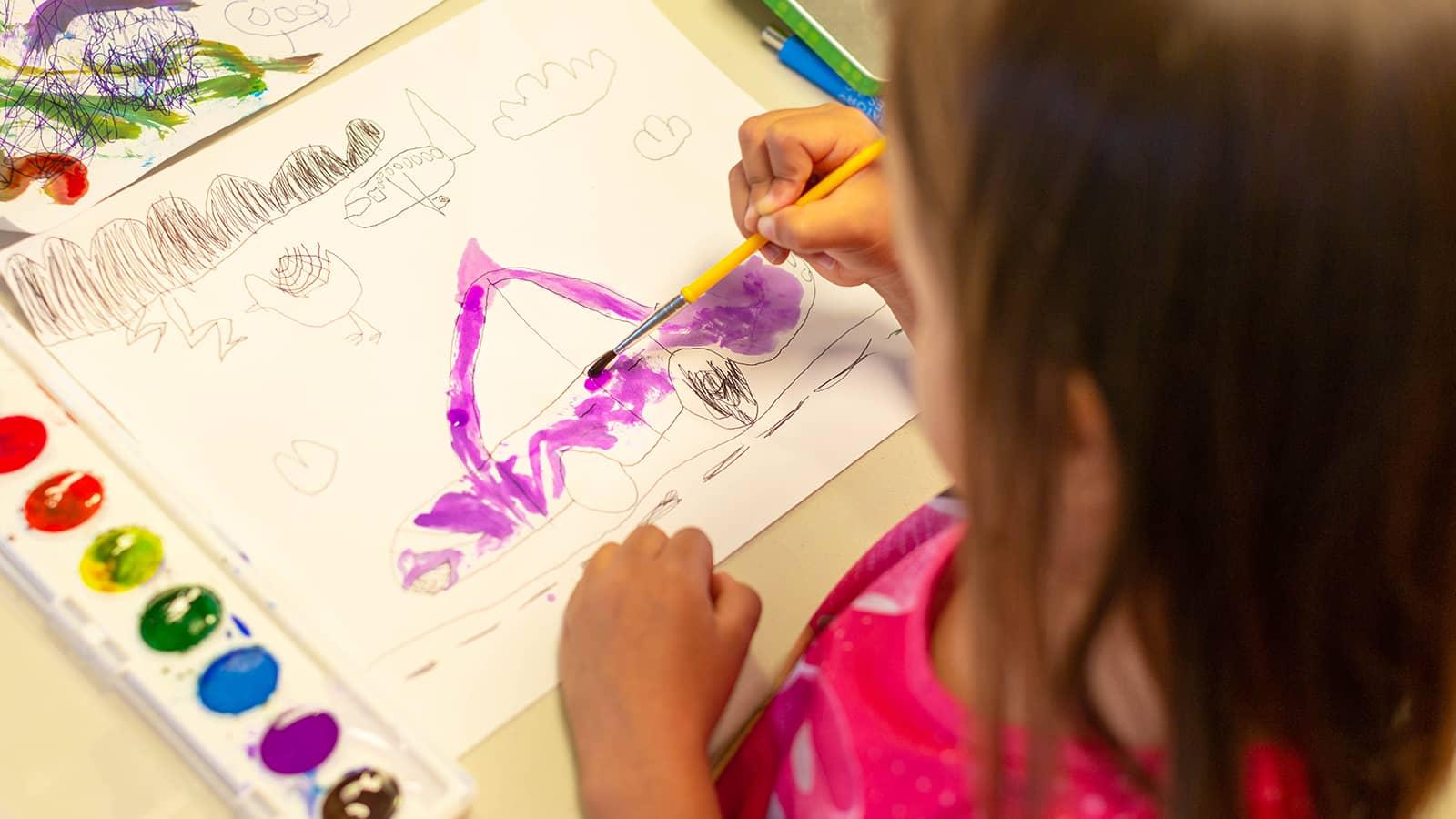 子どもと絵描き歌を行うねらい