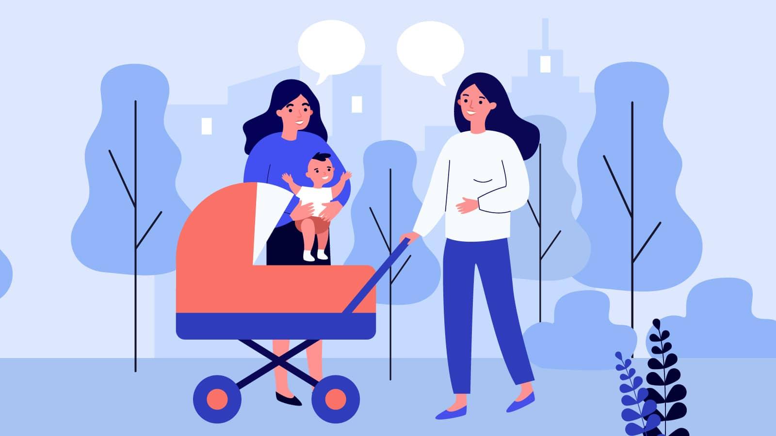 安心して産休・育休を取得する4つのポイント