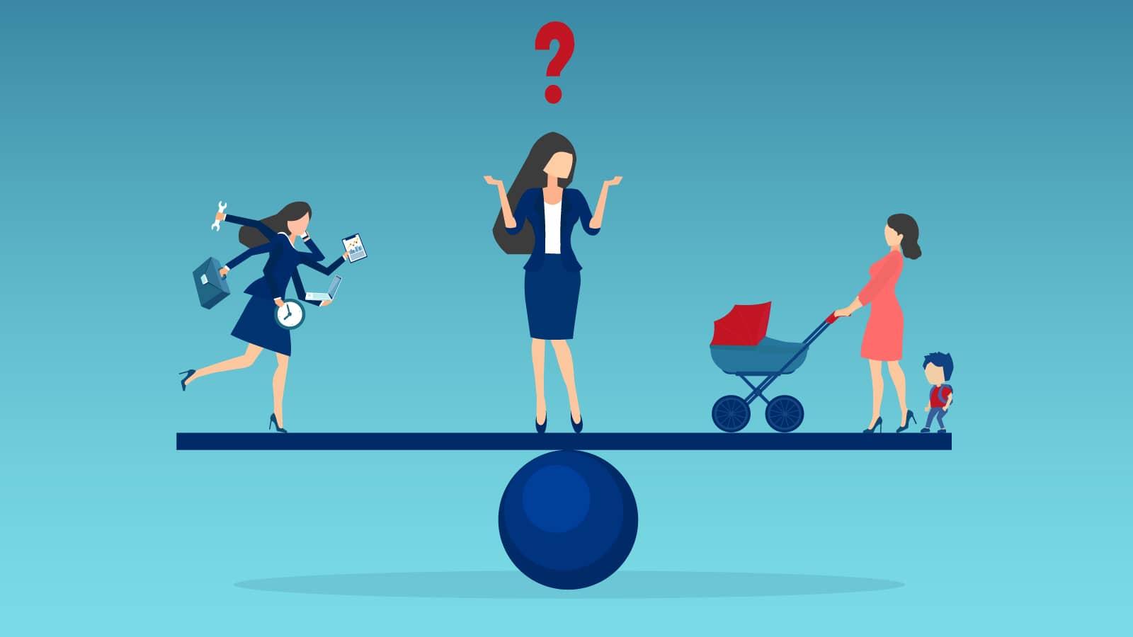 産休・育休中に申請できる4つの経済的支援制度